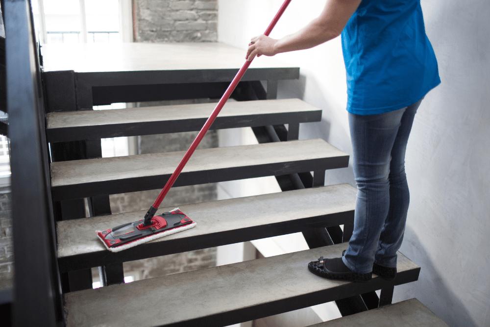 Treppenhausreinigung Cosy Clean